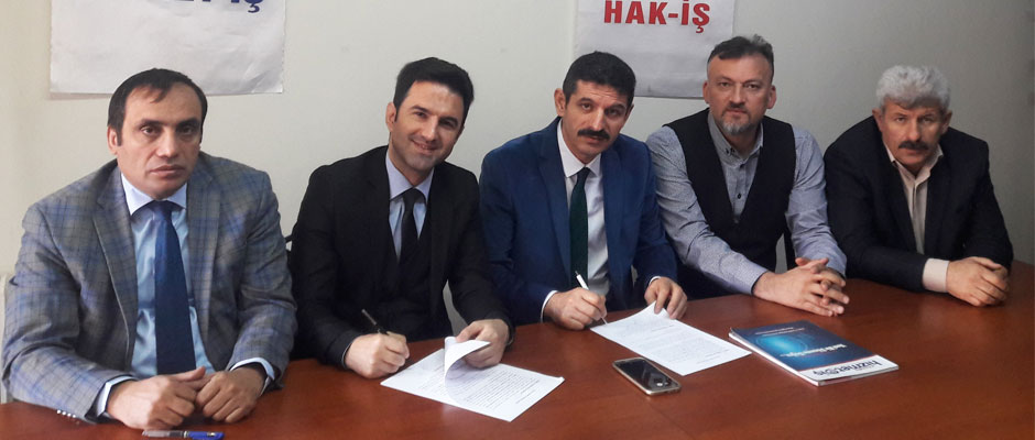 MEDİCAL PARK'TA İMZALAR ATILDI