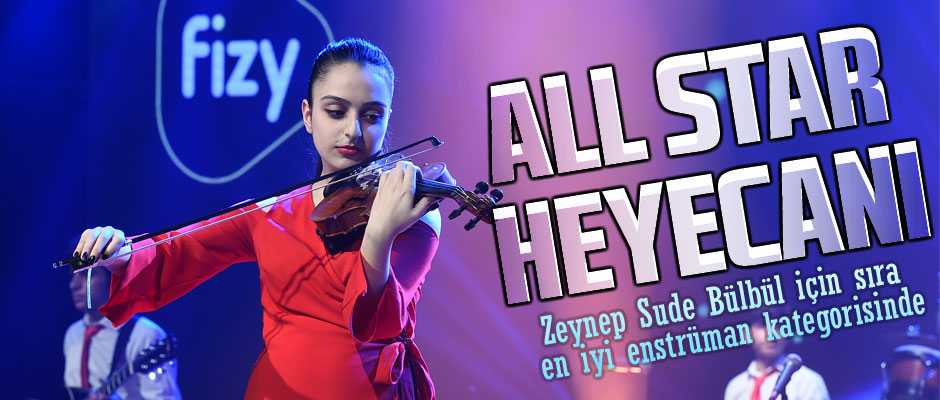 ALL STAR HEYECANI