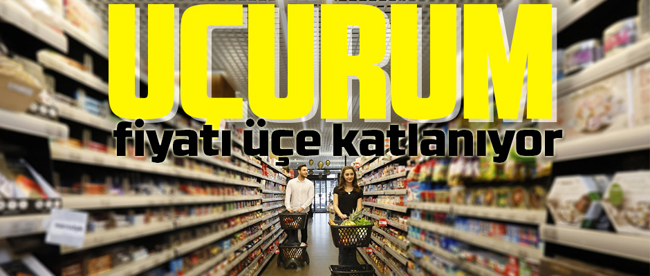 ÜRETİCİDEN MARKETE UÇURUM