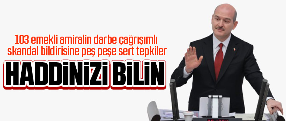 HADDİNİZİ BİLİN