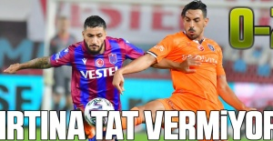 FIRTINA TAT VERMİYOR!