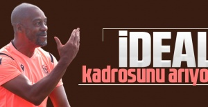 İDEAL KADROSUNU ARIYOR